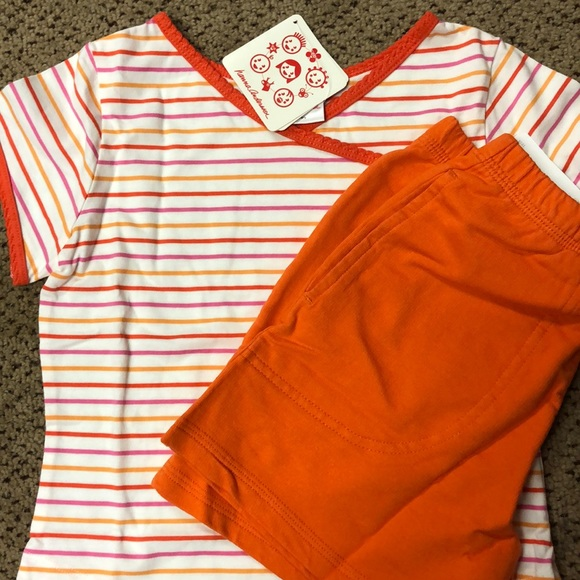 Hanna Andersson Other - Hanna Andersson short set NWT 120